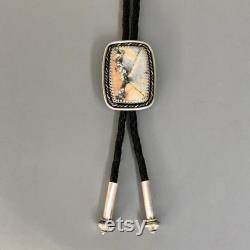 Bolo Tie for Men And Women, Indian Western Bolo jewelry, Cowboy Wedding Tie, Cowgirl Necklace, Melagano Bolo Tie,