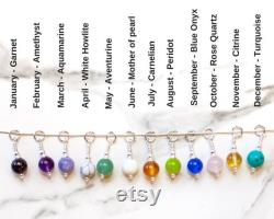 Childrens Birthstones Necklace Choose your Birthstones Two Peas In A Pod Necklace Custom Peas In A Pod Silver Pea Pod