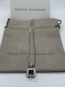 David Yurman Prasiolite Petite Albion Necklace